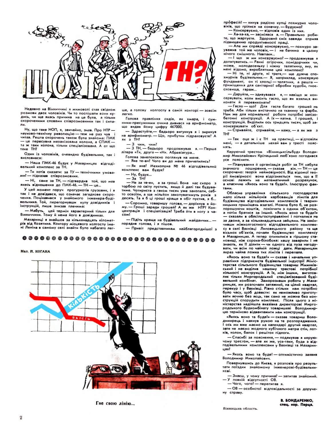 Журнал перець 1976 №15