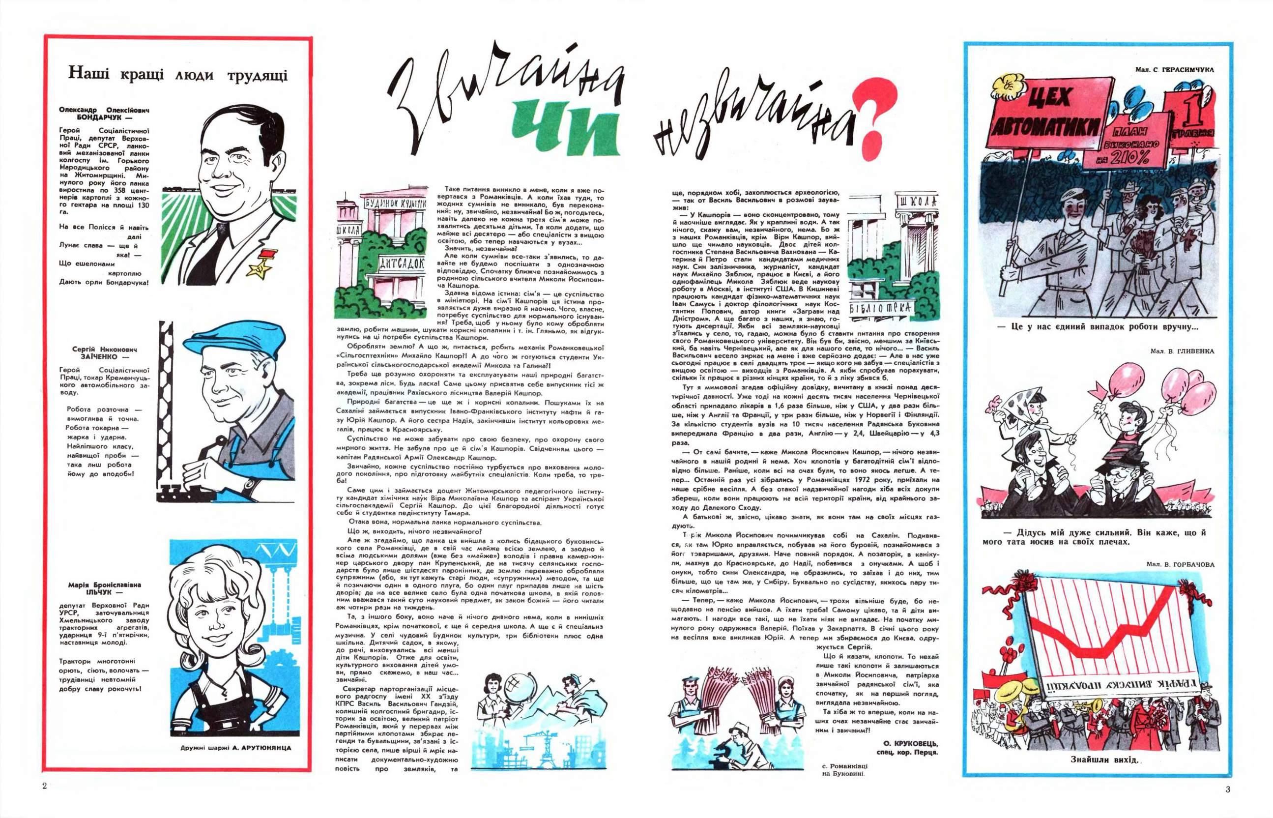 Журнал перець 1977 №08