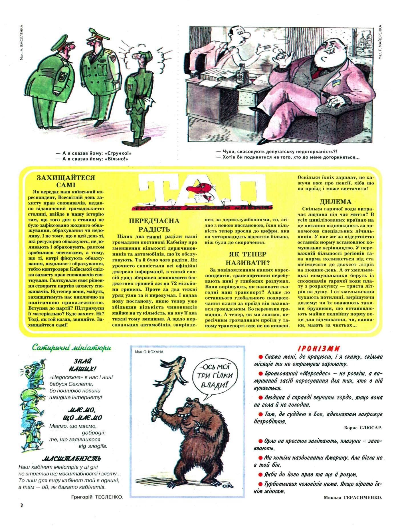 Журнал перець 2000 №04