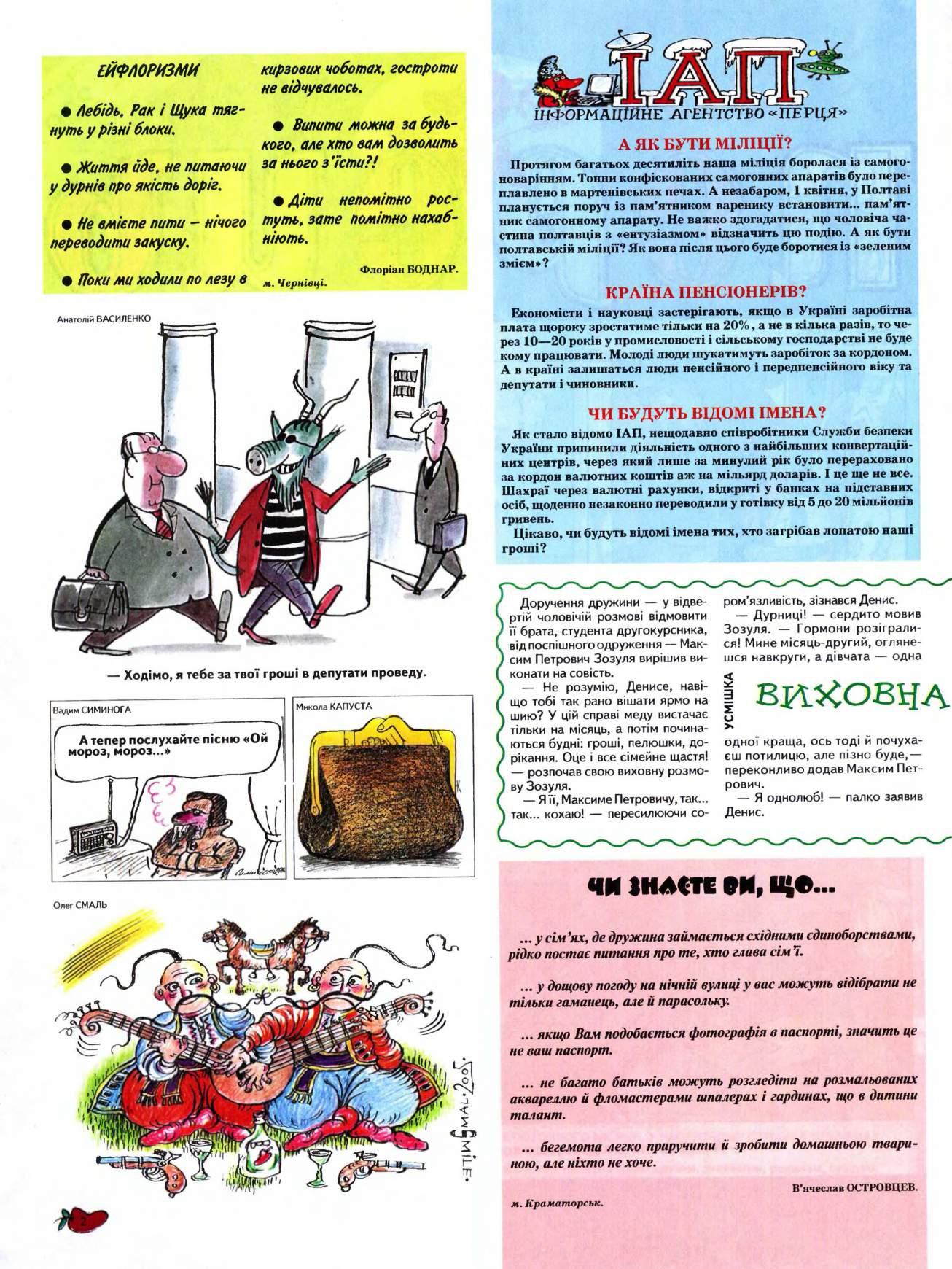 Журнал перець 2007 №02