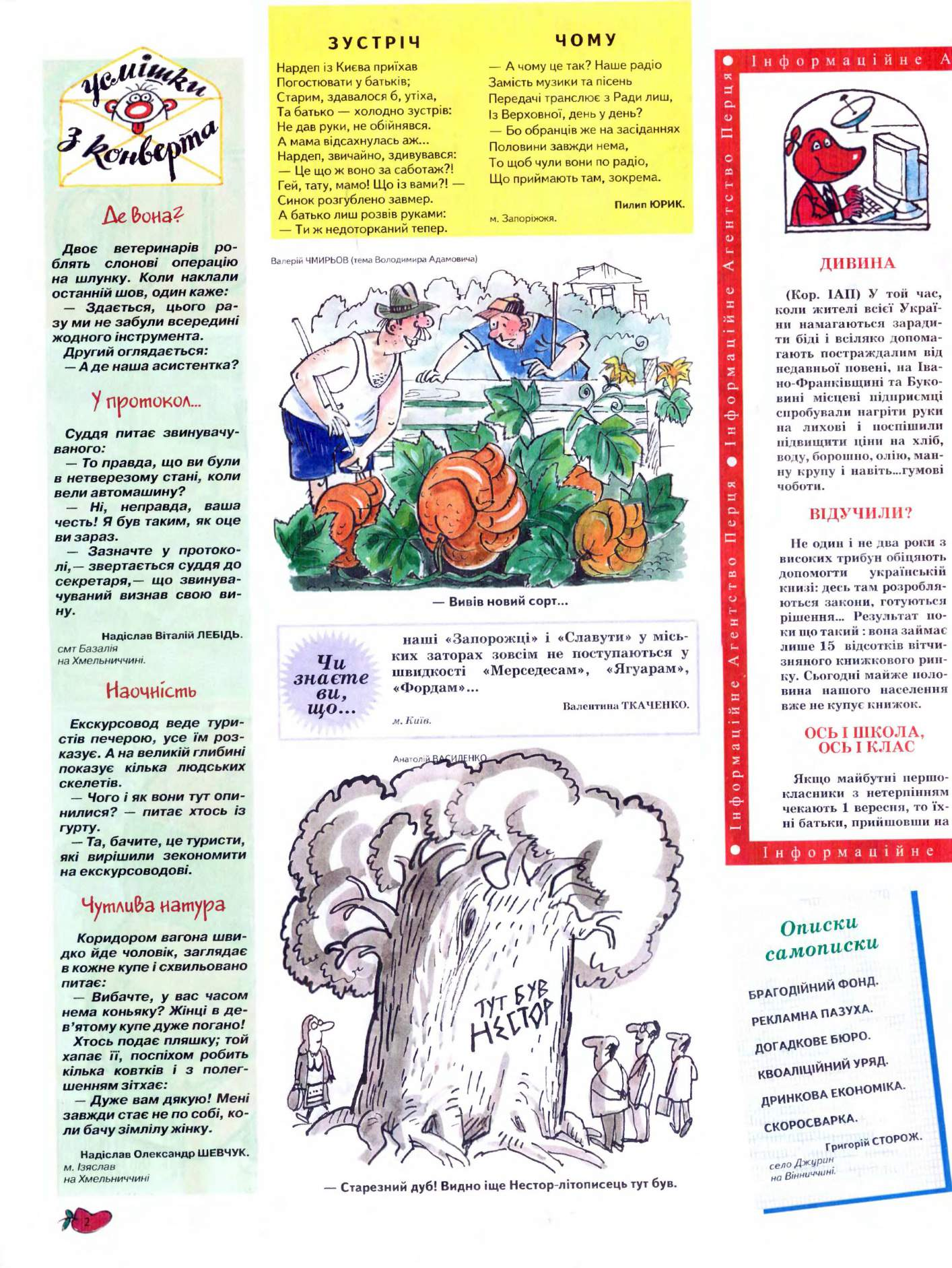 Журнал перець 2008 №08