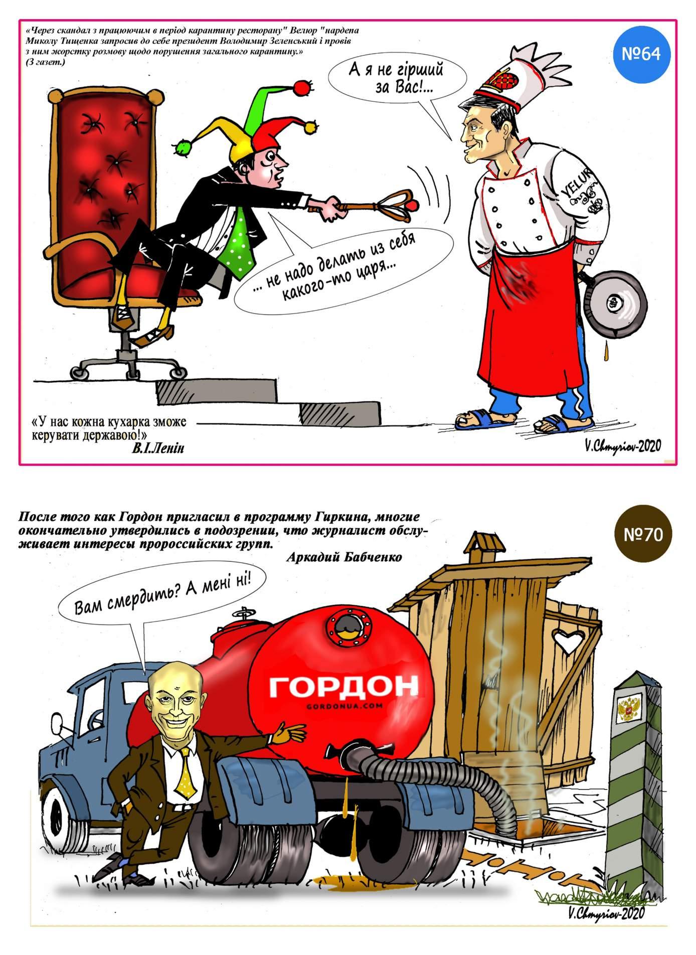 Журнал перець 2020 №05 Дайджест
